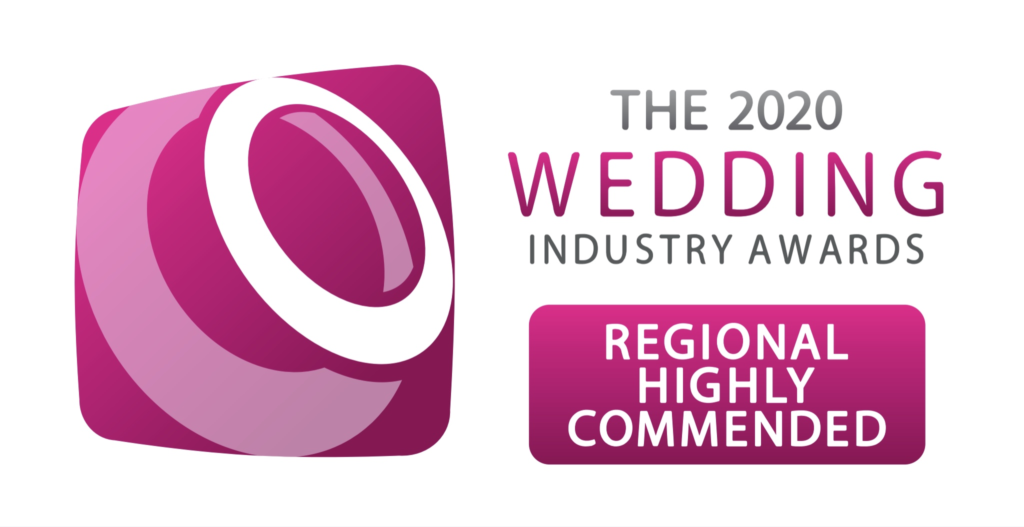 nominated for wedding industry awards 2020